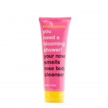 Anatomicals You Need a Blooming Shower Your Nose Smells Rose Body Cleanser