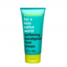 Anatomicals For A Less Callus World Softening Eucalyptus Foot Cream
