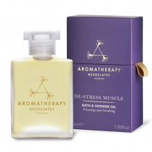 Aromatherapy Associates De-Stress Muscle Bath & Shower Oil