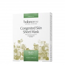 Balance Me Congested Skin Sheet Mask