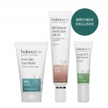 Balance Me Clearer Skin Trio (BB Cream 40ml; Pure Skin Face Wash 40ml; Congested Skin 7ml) - Worth £46!
