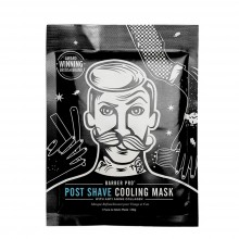 BARBER PRO POST SHAVE COOLING MASK Award-Winning Mask with Anti-Ageing Collagen