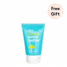 Get a FREE Bliss Lemon and Sage Body Butter with any purchase from The Birchbox Shop. Use code: LEMON