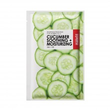 Manefit Cucumber Soothing + Moisturizing Sheet Mask