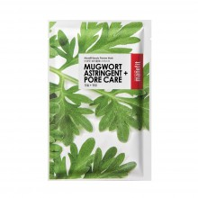 Manefit Mugwort Astringent + Pore Care Sheet Mask