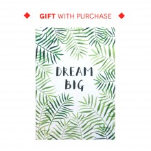 Spend £60+ at The Birchbox Shop, get a FREE Papier Forest Fern Notebook. Use code: FERN