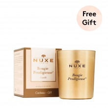 Spend £35+ on Nuxe, Get a Free Prodigieuse® Candle. Use Code: NUXECANDLE