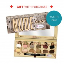 Spend £100+ At The Birchbox Shop, Get A FREE theBalm® cosmetics Eyeshadow Palette. Use Code: NUDE