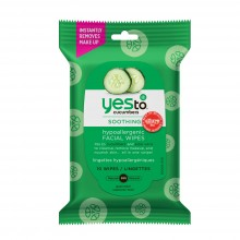 Yes To Cucumbers Soothing Wipes - Travel Size